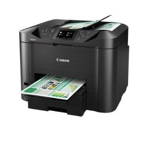 Canon MAXIFY MB5455 Driver and Manual Download