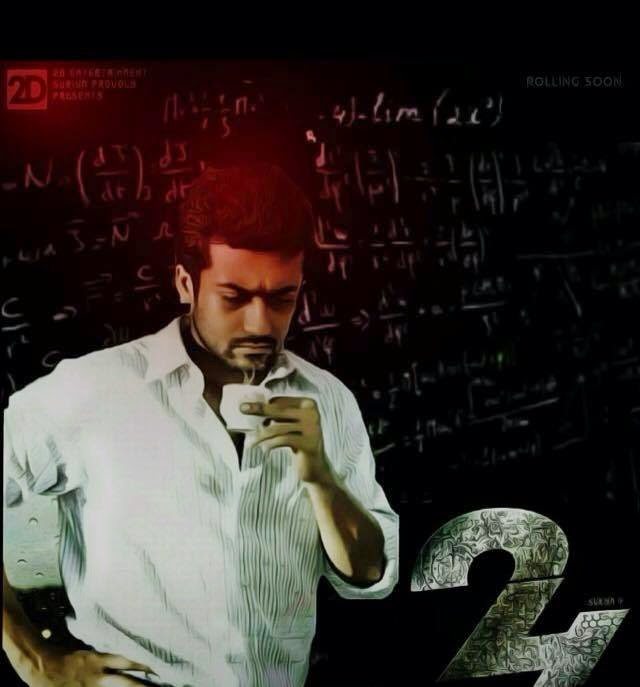 Surya vikram 24movie firstlook images photos gallery in hd actor 24 movie fan made posters altavistaventures Images