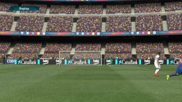 PES 2017 Stadiums Upgrade