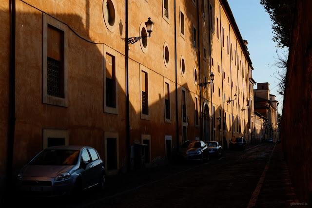 Fotografia di palazzo a Roma Trastevere