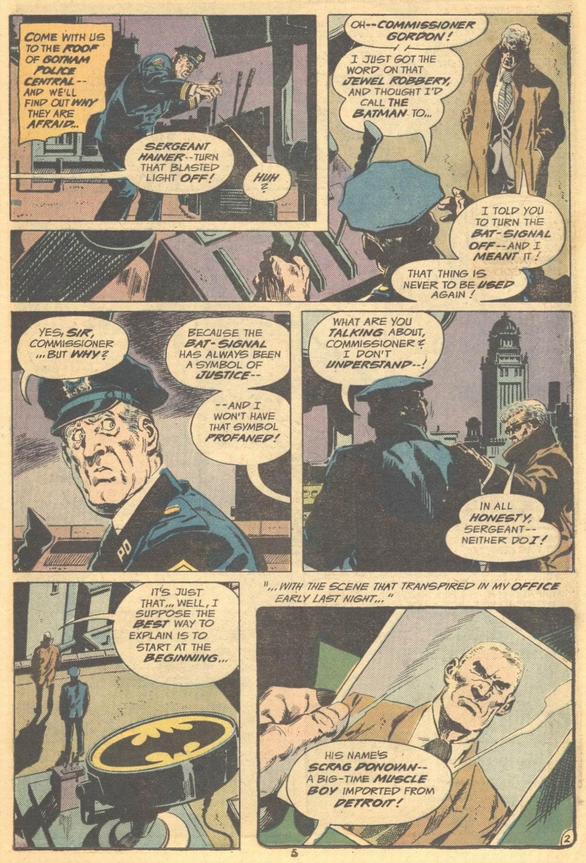 Detective Comics (1937) 444 Page 4