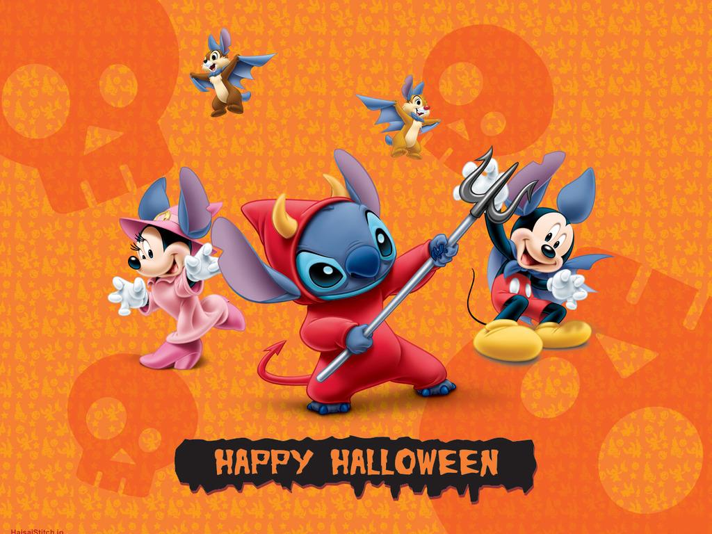 Free Halloween Wallpapers - mmw blog: Halloween Disney ...