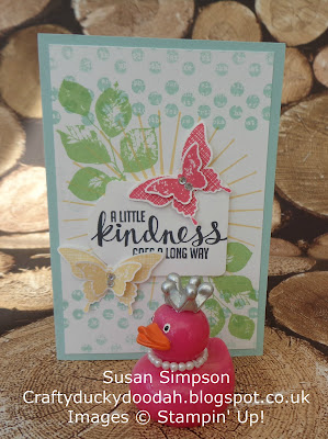 Craftyduckydoodah!, June Coffee & Card Project, Kinda Eclectic, Stampin' Up! UK Independent Demonstrator Susan Simpson, Supplies available 24/7 from my online store,