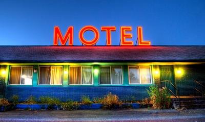Qual a origem do nome motel?