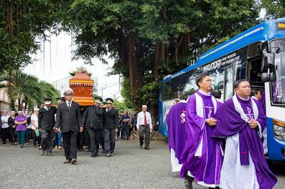 GP Bà Rịa: Thánh lễ an táng Cha Cố Phêrô Nguyễn Văn Giản - Ảnh minh hoạ 42