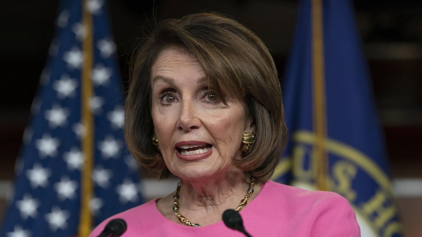 impeachment,trump,democrats,crazy,don,white house,thursday,nancy,reporters,amendment