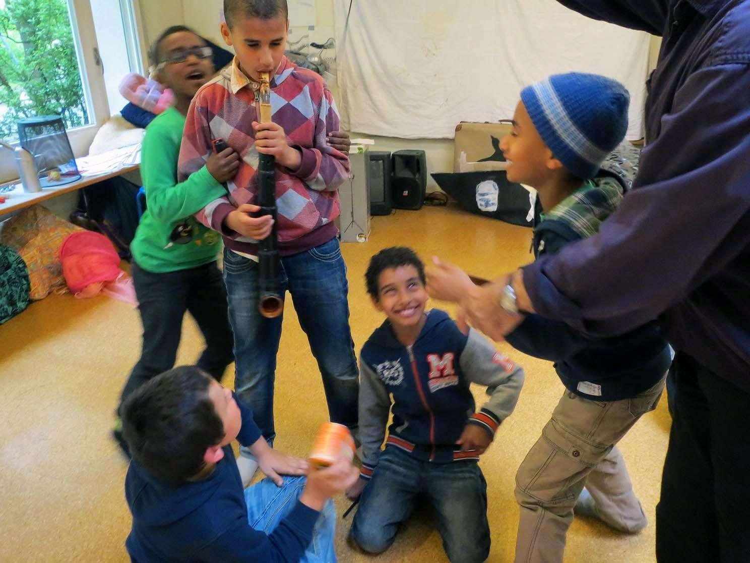 Für Kids Mütter Und Die Großen: Kidswest.ch: Der Grosse ODRADEK Ist Im Entstehen