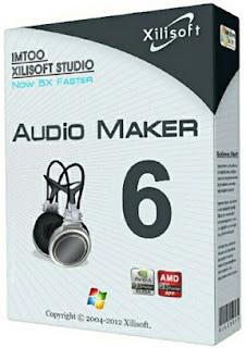 Xilisoft Audio Maker Portable
