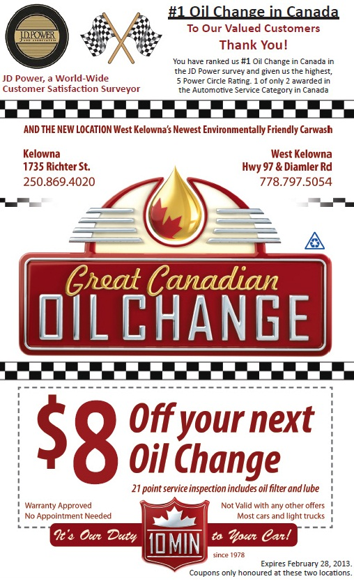 Free-Oil-Change.info: Benefits of Walmart Oil Change Coupons