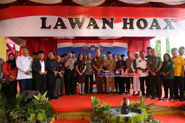 Wakapolda Lampung Ajak Masyarakat Cipatakan Pemilu Damai