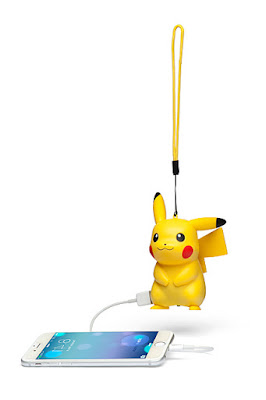 Pokémon Pikachu Portable Recharger