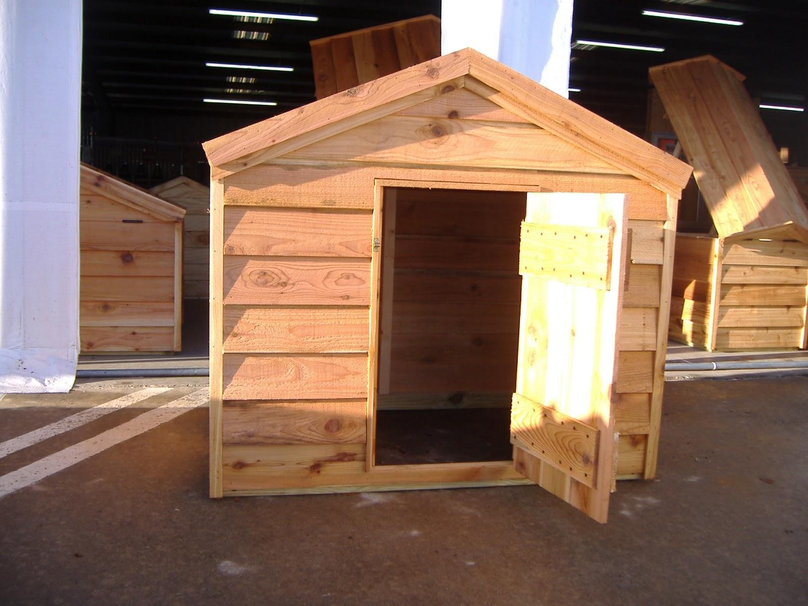 Custom Well Pump Houses | Custom Ac Heated Insulated Dog House