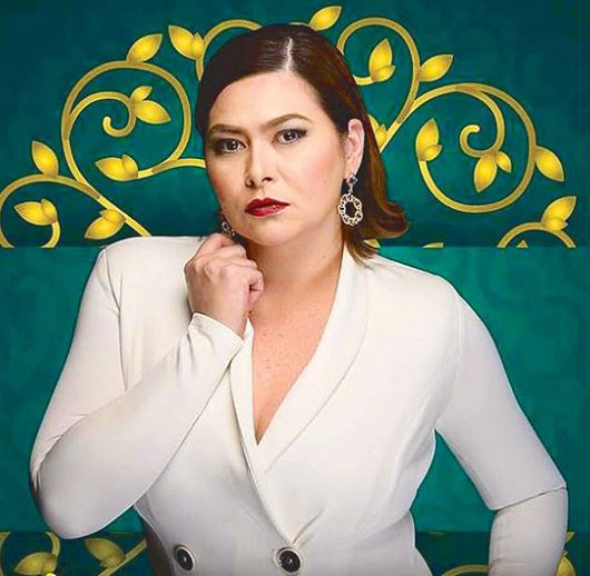 Angel Locsin As A 31st PMPC Star Awards Nominee For Her Exceptional Performance In MMK 'Kotse-Kotsehan'!