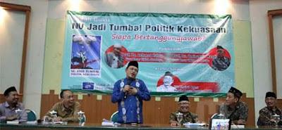 Jangan Mau Dibohongi ! Komite Khittah NU-26 Digagas Pendukung Prabowo untuk Memecah Suara NU