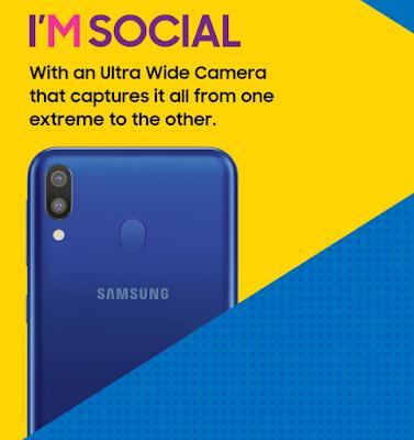 Samsung Galaxy M10 aur Galaxy M20 Phone Full Details in Hindi