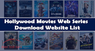Web Series Video in Hindi Website List ki Jankari