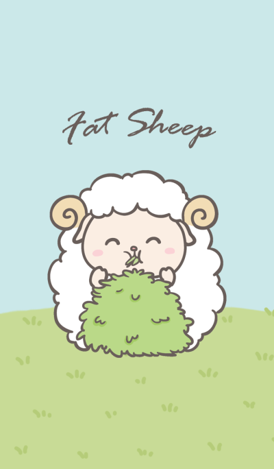 Fat Sheep