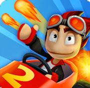 Beach Buggy Racing 2 Mod Apk (Free Shopping) + Obb