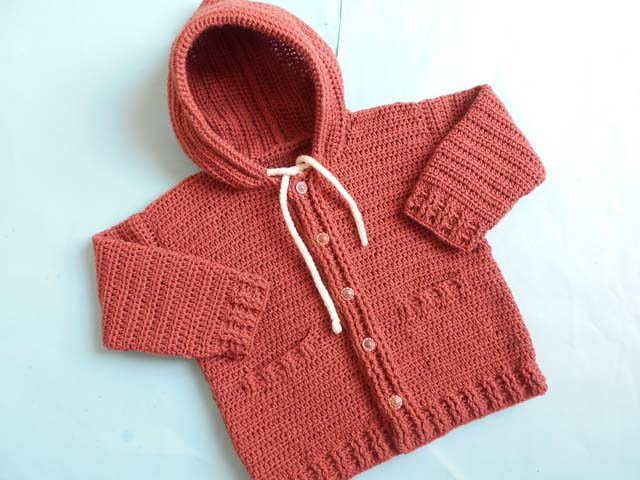 Crochet Crosia Free Patttern With Video Tutorials Baby Jacket