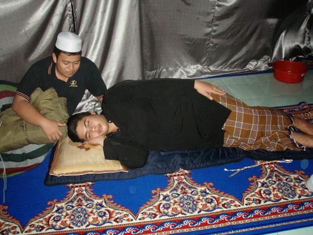 Posisi tidur sunnah Nabi Muhammad SAW iaitu miring ke kanan memberi kebaikan kesihatan
