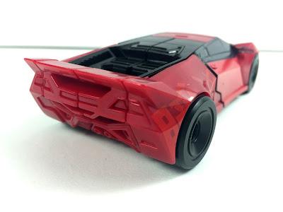 Transformers RID 2015 Sideswipe rear