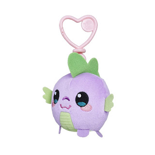 My Little Pony: The Movie Spike the Dragon Clip Plush