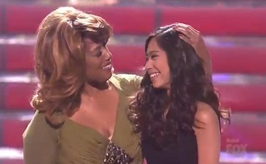 Jessica Sanchez and Jennifer Holliday – And I Am Telling You I'm ...