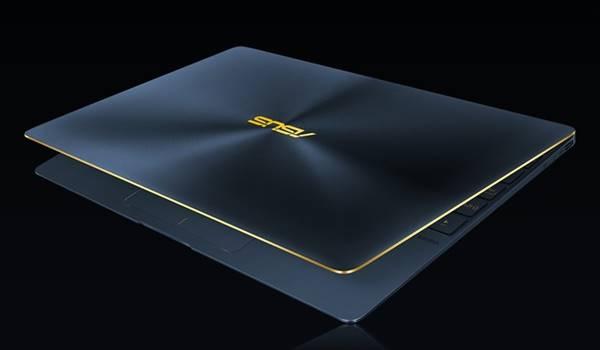 ASUS ZenBook 3 é finíssimo e muito bonito