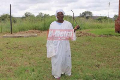 The Zimbabwean Woman Who Dared HIV! (photos)