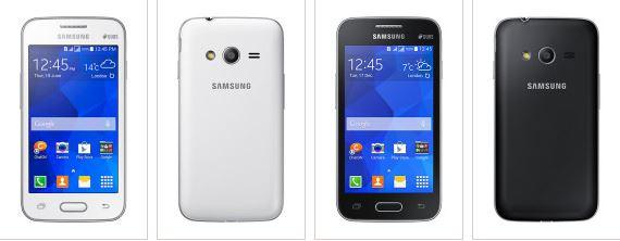 Samsung Galaxy Specs