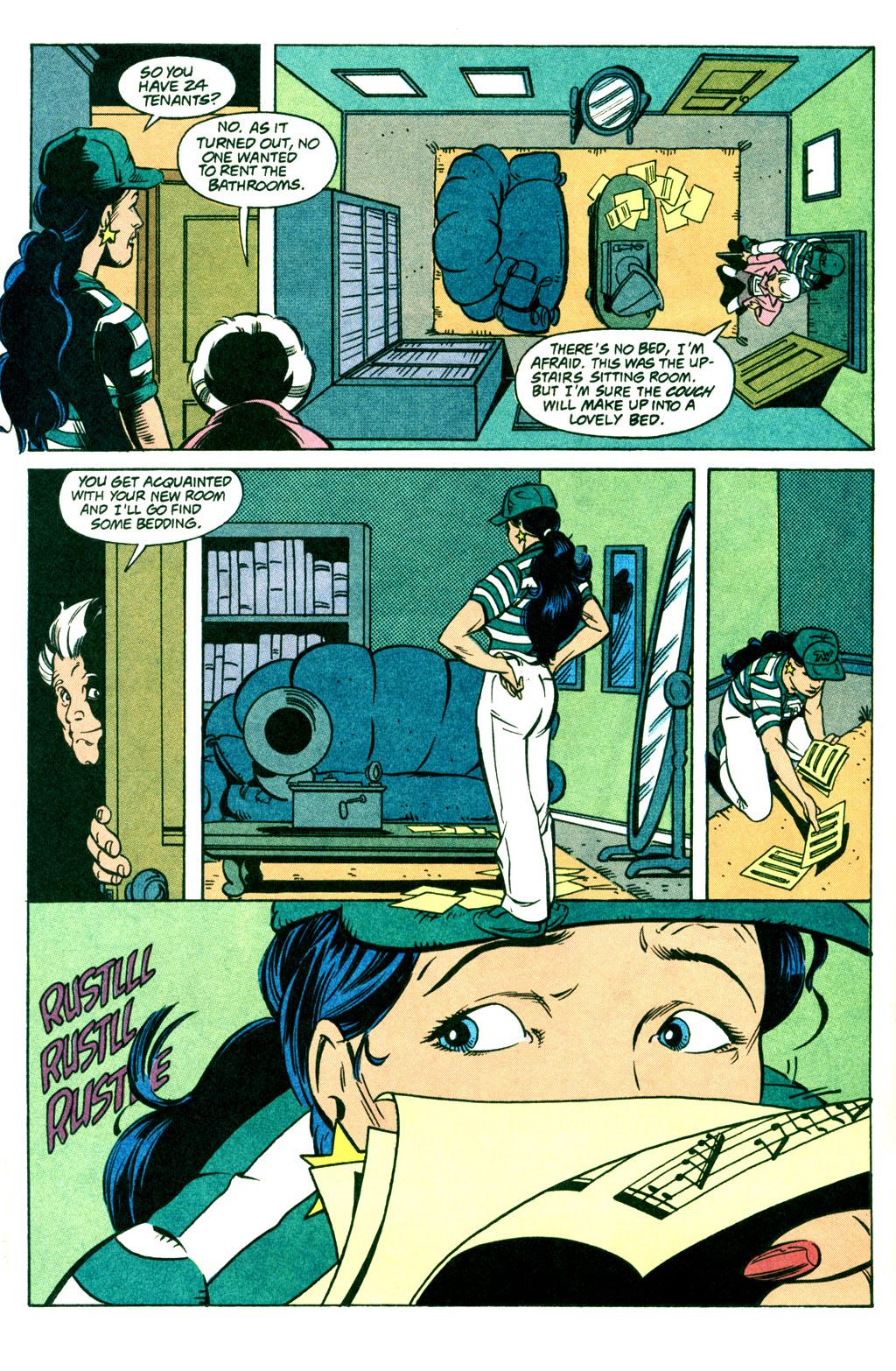 Read online Wonder Woman (1987) comic -  Issue #73 - 18