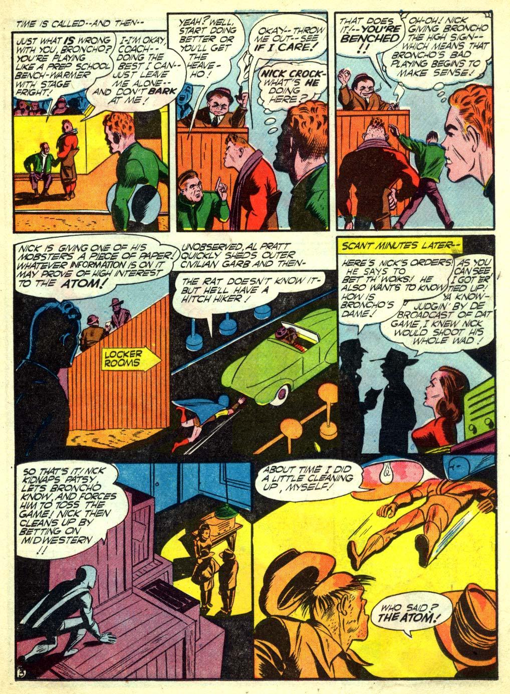 Read online All-American Comics (1939) comic -  Issue #57 - 29