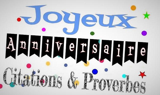Carte d'anniversaire : Joyeux Anniversaire