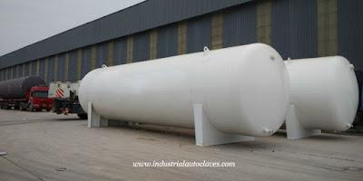 Diesel Fuel Tanks Were Exported To Saudi Arabia