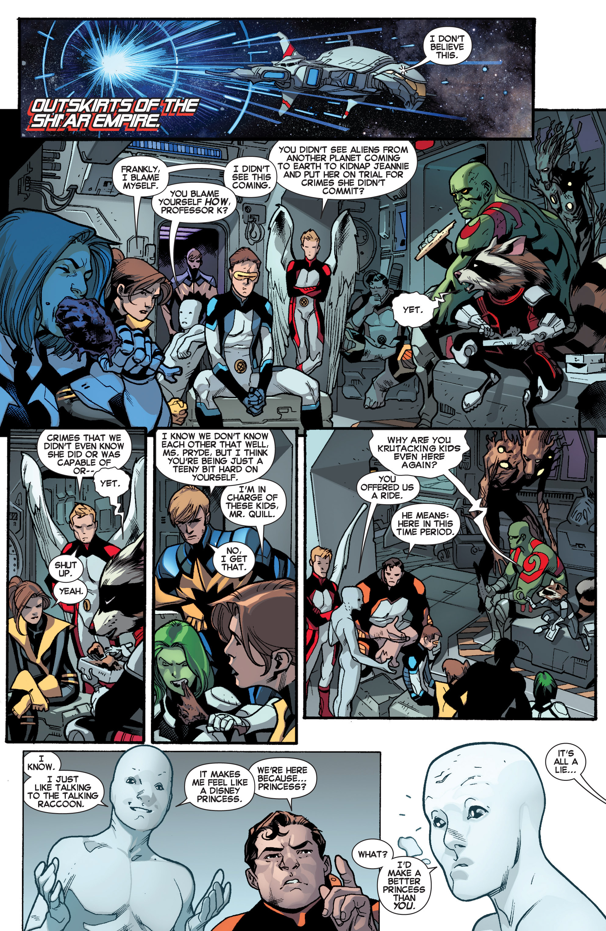 Read online All-New X-Men (2013) comic -  Issue #23 - 8