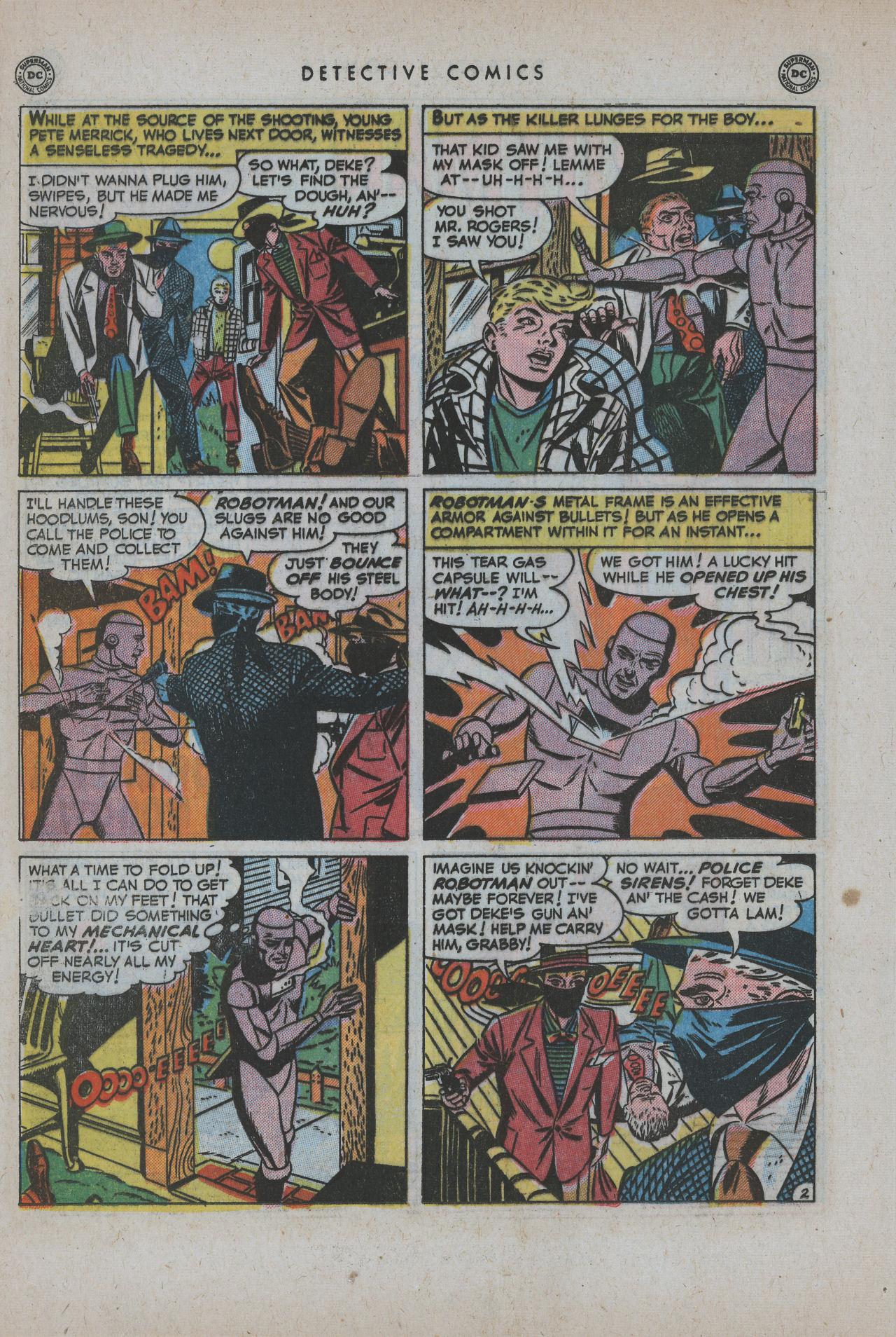Detective Comics (1937) 171 Page 27