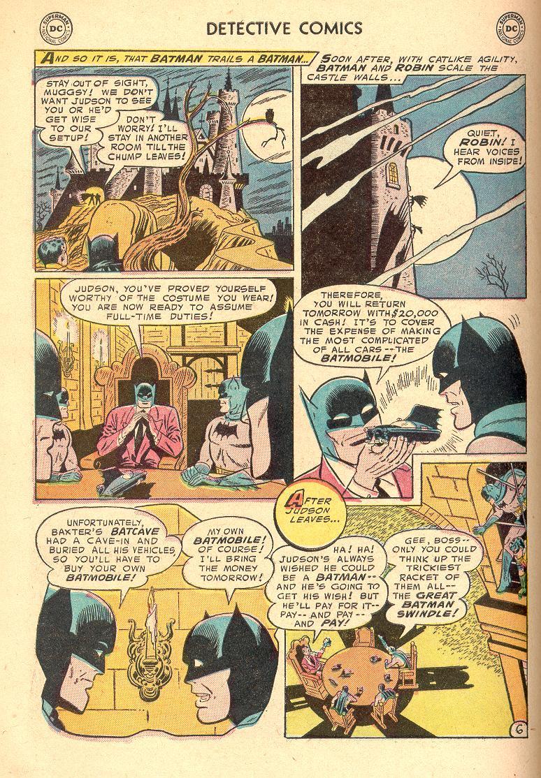 Detective Comics (1937) 222 Page 7