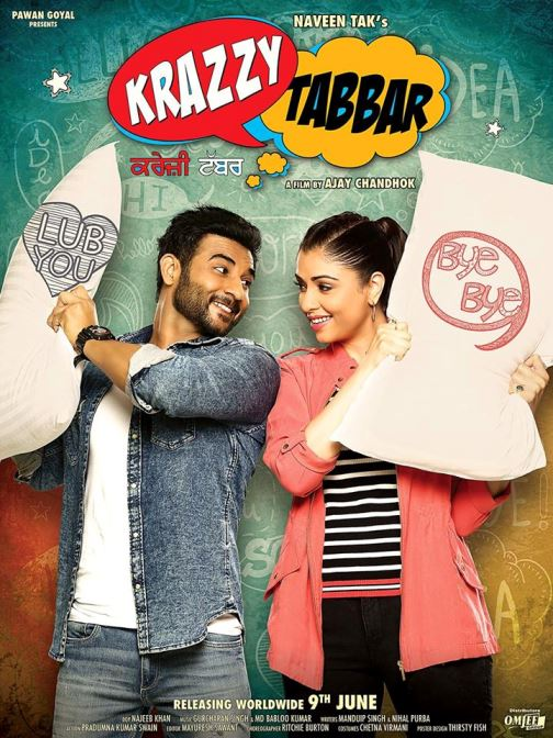 Harish Verma, Priyanka Mehta, Punjabi movie Krazzy Tabbar 2017 wiki, full star-cast, Release date, Actor, actress, Song name, photo, poster, trailer, wallpaper