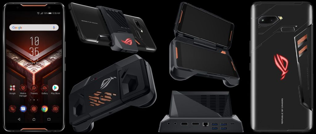 Asus ROG Phone (2018) with Specifications