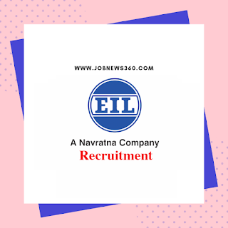 Engineers India Limited Recruitment 2019 for Mechanical Engineers (30 Vacancies)