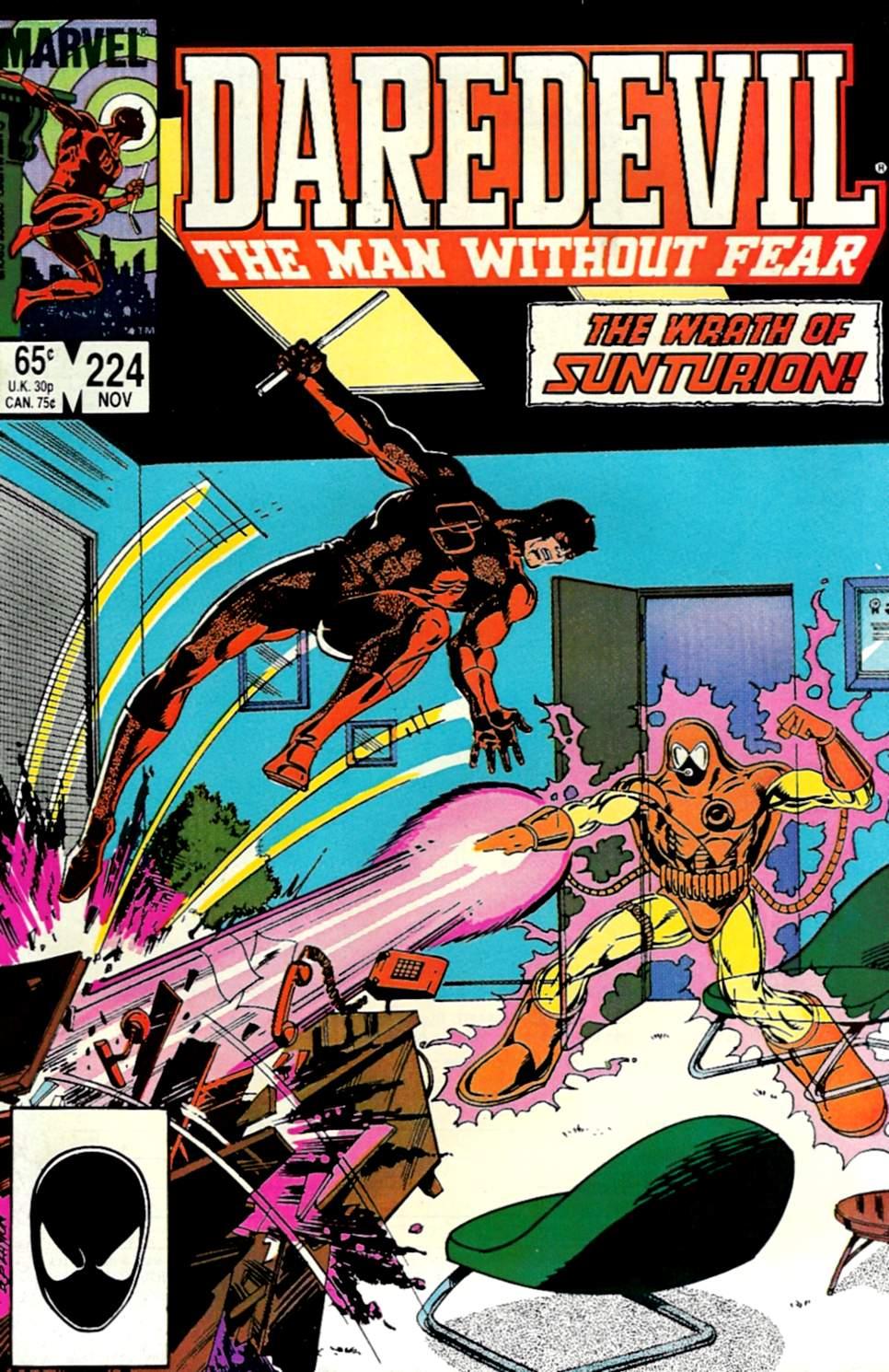 Daredevil (1964) 224 Page 0