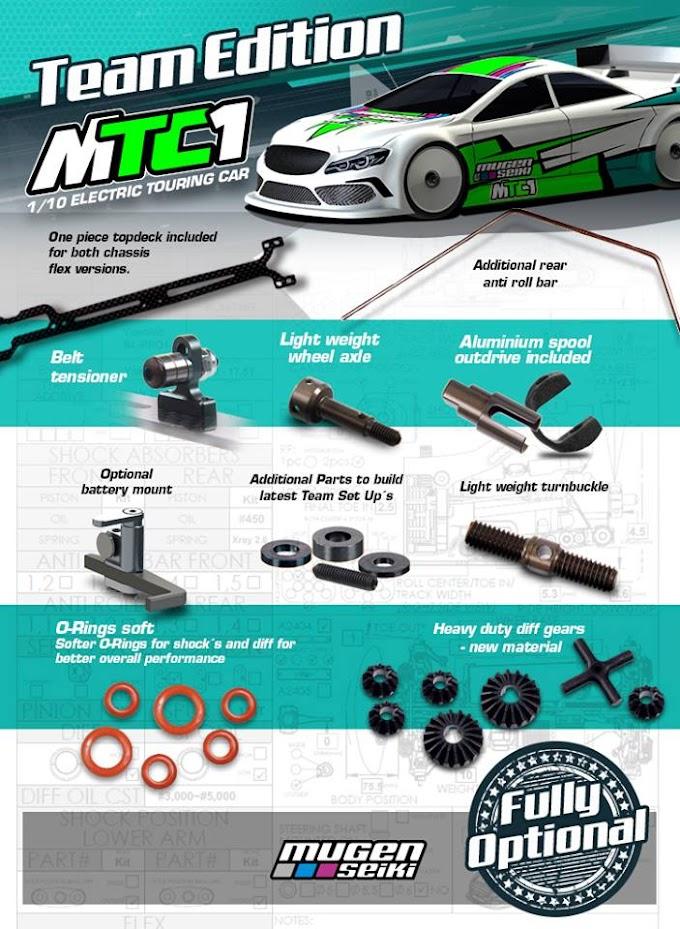 Mugen MTC1 Team Edition limited edition