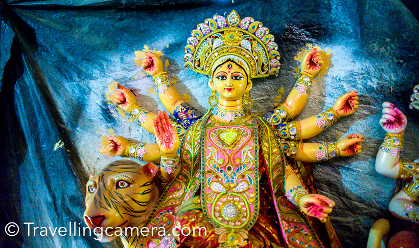 "Durga Puja - Probably India's largest community festival  We also revisited the Haji Ali Gargah in Mumbai:  Haji Ali, Mumbai - A dargah on the seashore  The Time-Turner Series  This series is our attempt to focus on the lingering memories and nostalgia of past trips. This month we attempted to relive two beautiful places - Newcastle in the UK and Dhanaulti also in UK (Uttarakhand). ;-P Okay I get it. That was a bit lame.   The City of NewCastle - One of my most favorite places  Memories of Shrouded, Fragrant Dhanaulti   In the Spotlight  The artist we have chosen to feature this month is the one who doesn't need any ""featuring"". It is none other than the Writer, Historian, Art Curator, and Photographer, William Dalrymple. We simply love him in all his avatars.  William Dalrymple - A Scottish Writer, Historian and Curator"