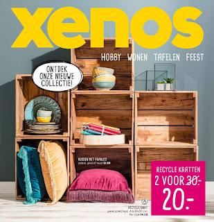 Xenos Folder Week 36, 3 – 9 September 2018