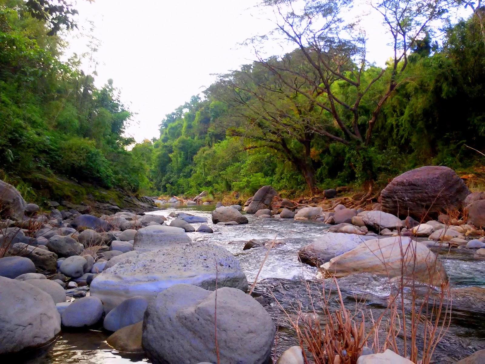 Tangan Falls San Gabriel La Union Trail