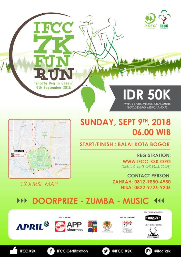 IFCC Fun Run • 2018