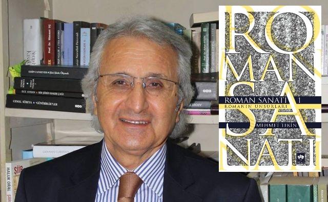 Roman Sanatı Kitap Yorumu Mehmet Tekin