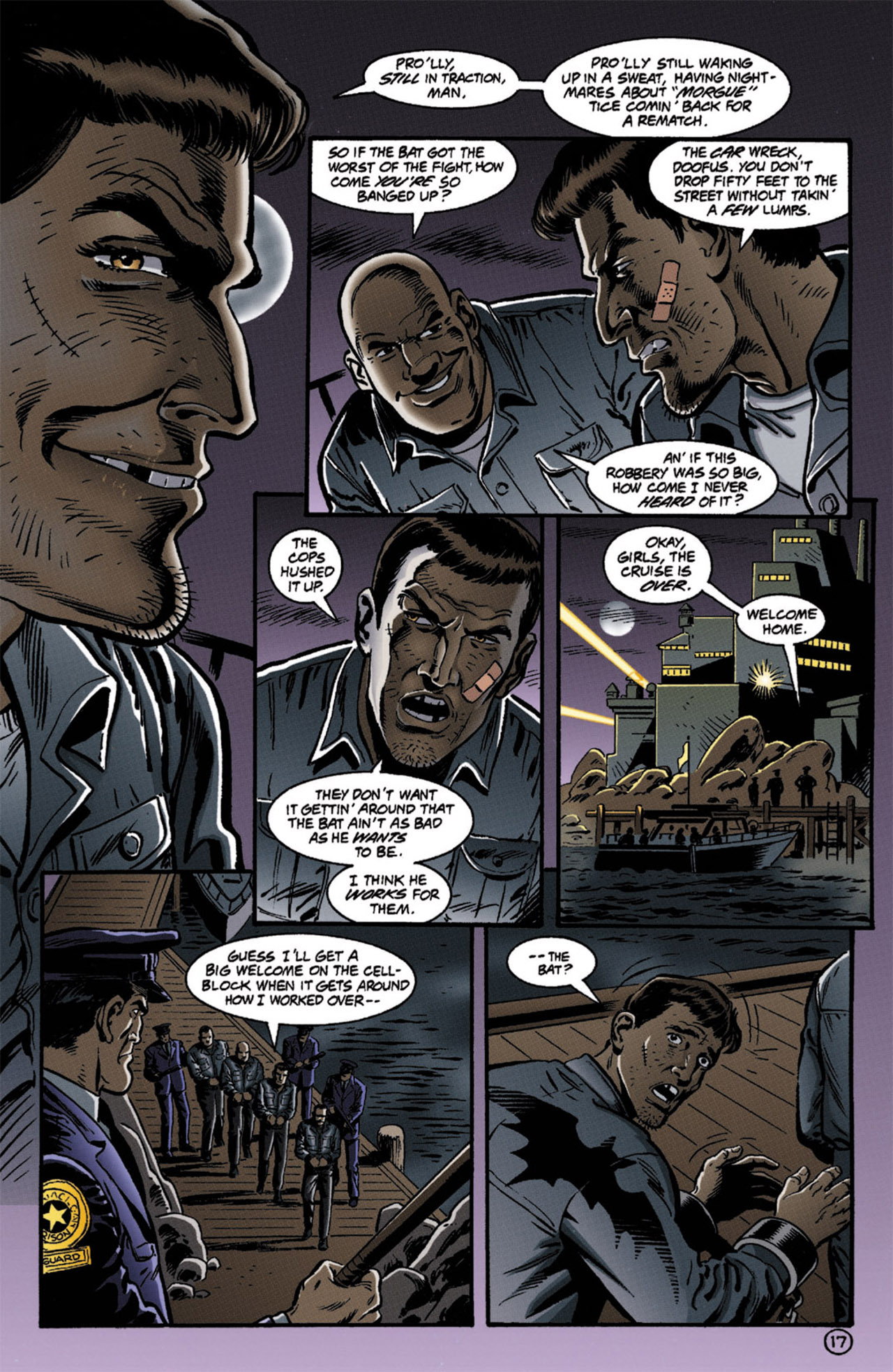 Detective Comics (1937) 719 Page 17