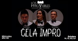 LOS IMPROVIBLES | Teatro Charlot