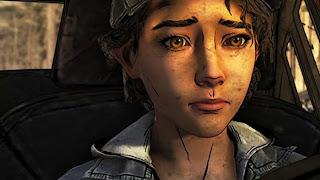 The Walking Dead: The Final Season Broken Toys Wallpaper
